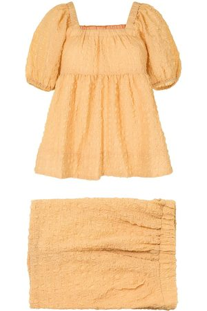 B+AB Textured two-piece set