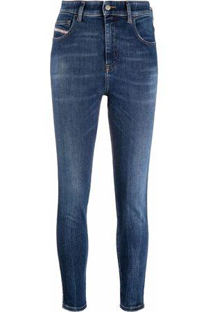 Diesel D-Slandy-High skinny jeans