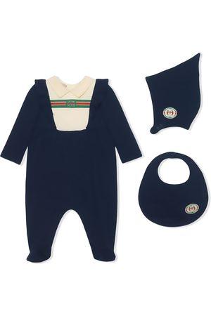 Gucci Bodysuits & All-In-Ones - Interlocking G babygrow set