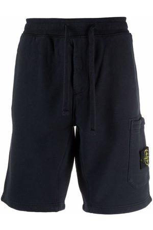 Stone Island Fleece track shorts