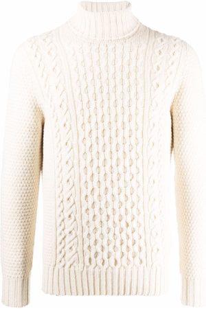 DRUMOHR Roll neck wool jumper