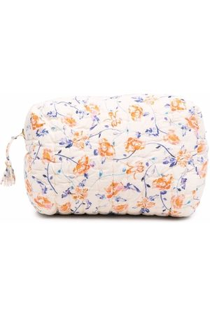 BONPOINT Floral-print quilted case - 503