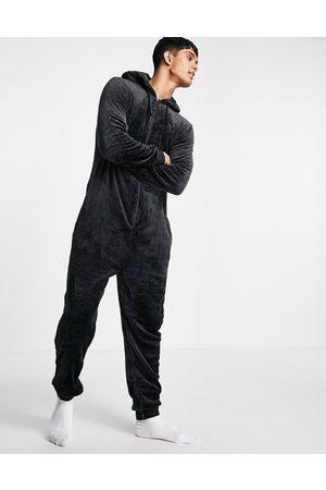 ASOS Fleece onesie in