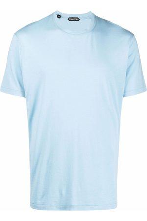 Tom Ford Crew-neck short-sleeve T-shirt