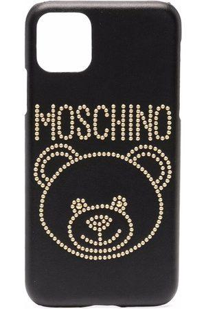 Moschino Teddy bear-motif Iphone 11 Pro Max case