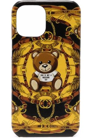 Moschino Teddy bear-print Iphone 12 Pro case