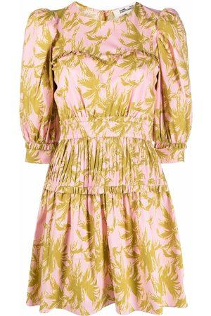 Diane von Furstenberg Phoebe cotton-poplin dress