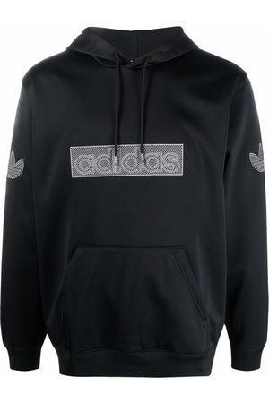 adidas SPRT logo-patch hoodie