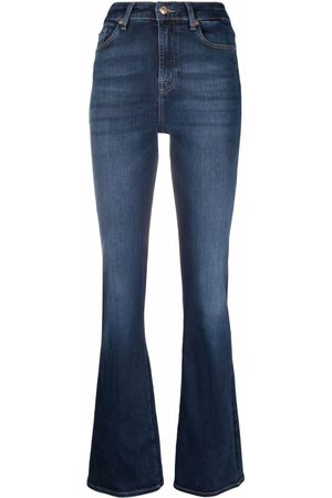 7 for all Mankind Women Bootcut - High-rise bootcut jeans