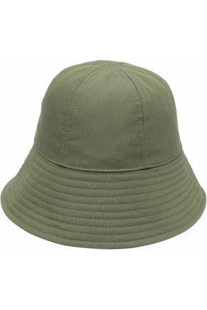 Jil Sander Stitched bucket hat