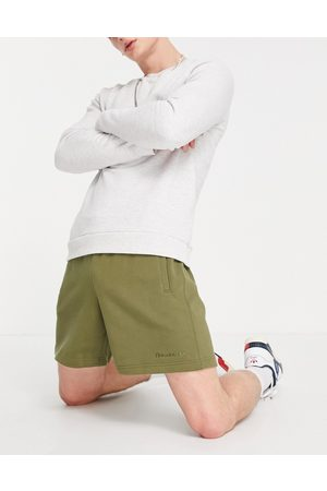 adidas X Pharrell Williams premium shorts in khaki
