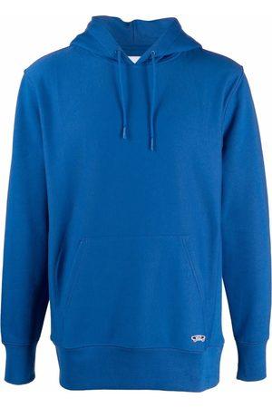 Vans Logo-patch pullover hoodie