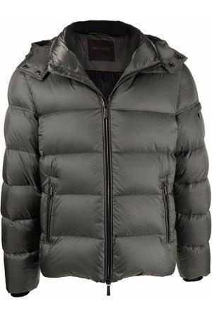 MOORER Brett-Sh down puffer jacket - Grey