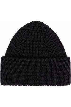 Roberto Collina Ribbed-knit merino wool beanie