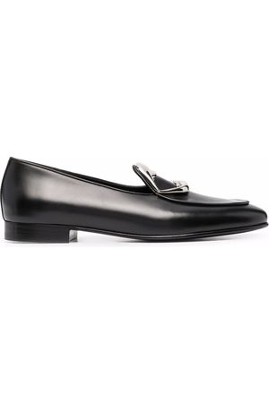 Edhen Milano Slip-on leather loafers