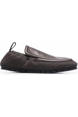 Bottega Veneta Square-toe loafers