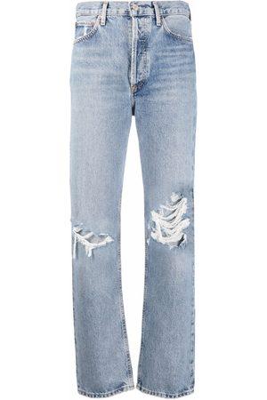 AGOLDE Women Straight - 90s Pinch straight-leg jeans