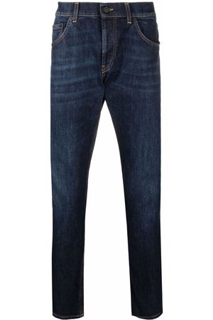 DONDUP Men High Waisted - High-rise slim fit jeans