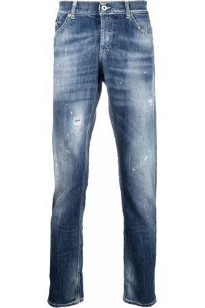 DONDUP Men Straight - Mid-rise straight-leg jeans