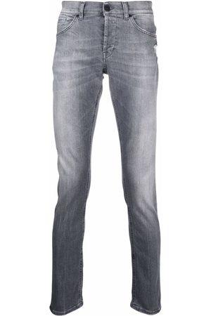 DONDUP Men Slim - Organic cotton slim-fit jeans - Grey