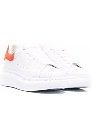 Alexander McQueen Lace-up platform-sole sneakers