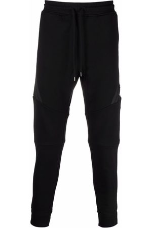 C.P. Company Lens-detail tapered track pants