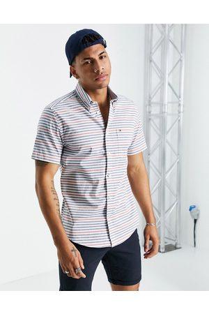Tommy Hilfiger Julian striped short sleeve shirt