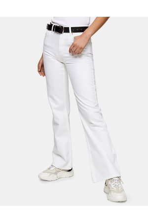 Topshop 90s flared jeans in