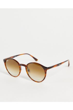 Ray-Ban Unisex round sunglasses in 0RB4337