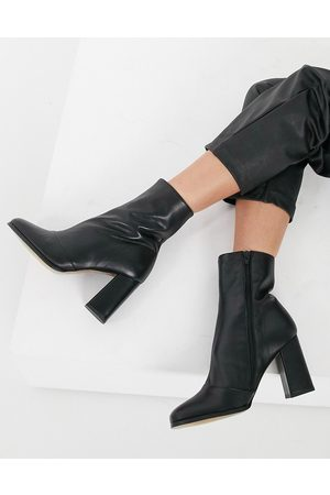 Whistles Leather heeled boots in