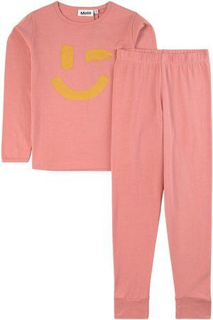 Molo Vintage Rose Lov Pajamas - Unisex - 86/92 cm - - Tracksuits