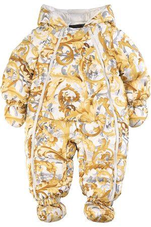 VERSACE Kids - Baroccoflage Snowsuit - Unisex - 12-18 months - - Snowsuits and bunting