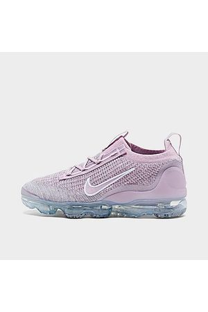 Nike Women's Air VaporMax 2021 Flyknit Running Shoes in /Light Arctic Size 5.5
