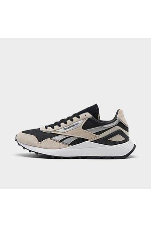 Reebok Men Casual Shoes - Men's Classic Leather Legacy AZ Casual Shoes Size 7.5 Leather/Nylon/Suede
