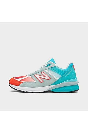New Balance Men Casual Shoes - Men's 990v5 Casual Shoes in / Size 8.0 Leather/Suede