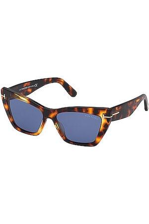 Tom Ford Wyatt Sunglasses in
