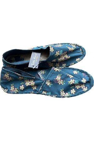 Little Marcel Cloth Espadrilles