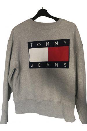Tommy Hilfiger Grey Synthetic Knitwear & Sweatshirt