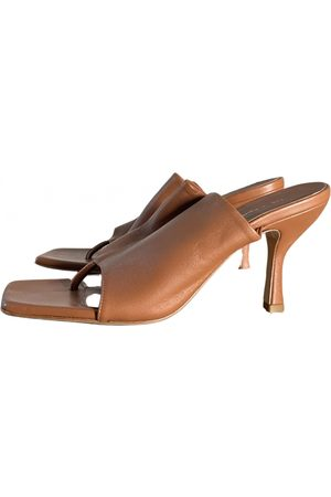 GIA Women Mules - Leather mules