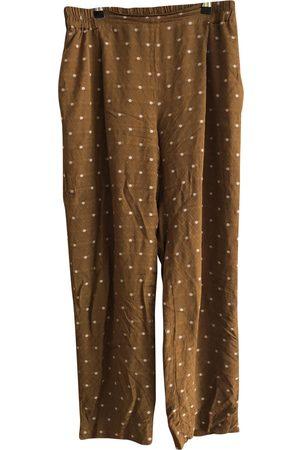 STINE GOYA Straight pants