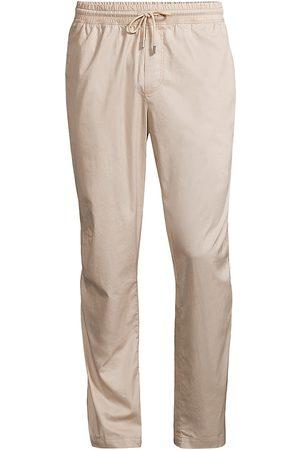 ATM Anthony Thomas Melillo Men's Cotton Drawstring Waist Chinos - Chino - Size Medium