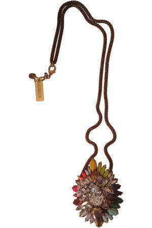 SHOUROUK Multicolour Metal Long Necklaces