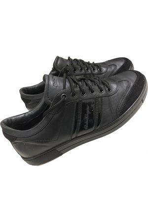 Salvatore Ferragamo Leather trainers