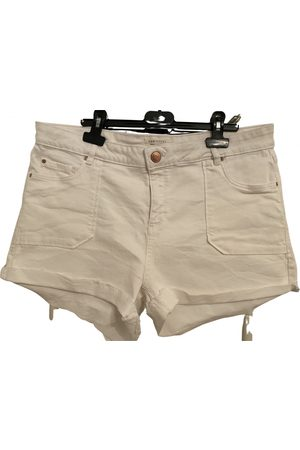 Cortefiel Polyester Shorts