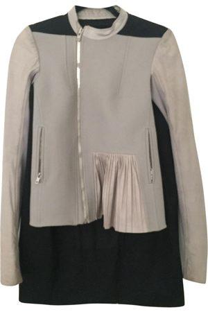 Rick Owens Multicolour Leather Jackets