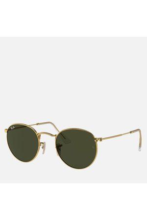 Ray-Ban Women's Round Metal Sunglasses