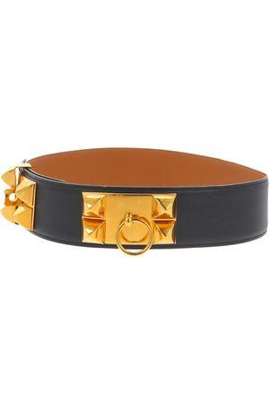 Hermès Collier de chien leather belt