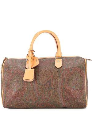 Etro Women Luggage - Paisley travel bag