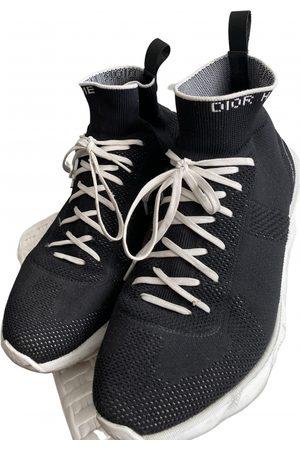 Dior Cloth high trainers