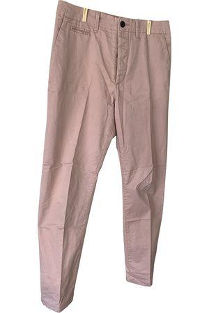 AUTRE MARQUE Men Pants - Cotton Trousers